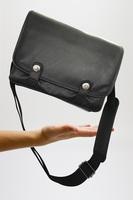 Leichteste Ganzleder Fototasche der Welt
