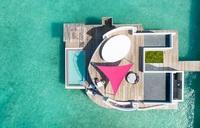 Eine der besten Neueröffnungen des Jahres: LUX* North Male Atoll auf der CONDE NAST TRAVELLER