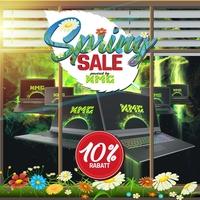 Spring Sale auf bestware.com mit satten Rabatten auf alle XMG-Gaming-Laptops