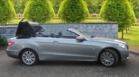 SmartTOP convertible top control for Mercedes-Benz E-Class with new functions