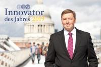 Gründer und Erfinder Ralf G.J. Knoll ist Innovator des Jahres