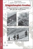 Neu im Helios-Verlag: Kriegsschauplatz Kroatien - eine kritische Betrachtung des Balkankrieges von F. Schraml