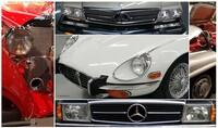 1. Mai 2019 Alzenau: Villa Messmer Classic Cars BBQ