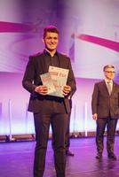 Hamburgs Azubi des Jahres: 3. Platz für Kliewe-Auszubildenden Oliver Panknin