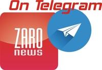 ZAROnews im Telegram Messenger, 24 Stunden freie Presse - mobil