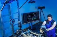 CONTROL 2019 – Fraunhofer IGD: Qualitätscheck mit Augmented Reality