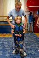 Professionelle Rehabilitation für Kinder und Erwachsene