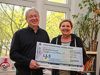 Spende für Kinder und Jugendliche in Düsseldorf-Oberbilk