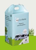 Sauber: Caravan- und Reisemobil-Pflege-Set