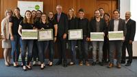Erster Nachwuchspreis der deutschen Winzergenossenschaften vergeben