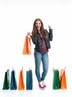 Qualitative und umweltfreundliche Papiertragetaschen für den Einzelhandel