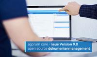agorum core 9.0 - Kräftiger Boost für Open-DMS