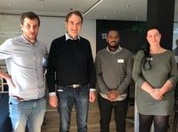 Kooperationsprojekt zwischen BITMi und ICT-Chamber Ruanda gestartet