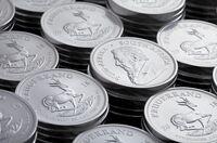 Neuer Silber-Krügerrand rangiert im Frühjahr unter den drei meisterverkauften Anlagemünzen
