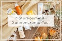 Naturkosmetik-Sonnencreme Test - Top-Produkte ab 17€
