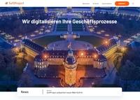 Digitalisierungsspezialist SoftProject präsentiert neuen Web-Auftritt