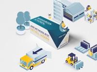 Ressourcenbewusste Beschaffung von Faltschachteln mit dem virtuellen Lager der PackEx GmbH