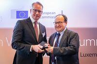 Europäische Investitionsbank zeichnet M-Files mit dem Innovationspreis 2019 aus