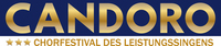 Candoro-Chorfestival des Leistungssingens