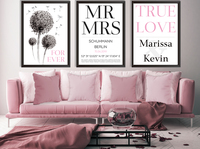 Voll im Trend: Individualisierte Geschenke zur Hochzeit