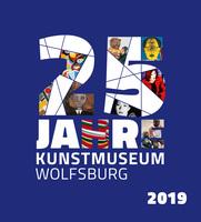 showimage Jubiläumswochenende am 25. und 26. Mai 2019 - Das Kunstmuseum Wolfsburg wird 25!