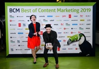 TURN ON! Content Fleet holt Gold bei den BCM-Awards