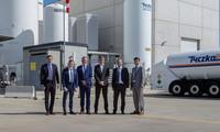 Tyczka Gruppe fördert Verbundprojekt zur Energieeffizienz im Industriepark Braunau-Neukirchen