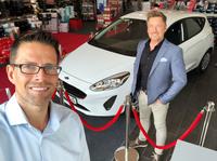 schuhplus verlost PKW mit Premium-Partner Josef Seibel