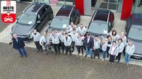 Gesamtnote 1,4 für Autohaus Schüler in Haiger