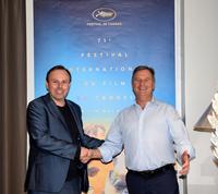 showimage Kunst und Film während des Cannes Film Festival