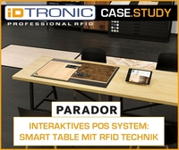 Case Study: INTERAKTIVES POS SYSTEM - SMART TABLE MIT RFID TECHNIK