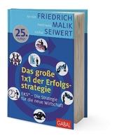 """Jubiläum für GABAL-Bestseller: """"Das große 1x1 der Erfolgsstrategie"""" jetzt in der 25. Auflage"""