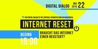 Internet RESET? - Braucht das Internet einen Neustart