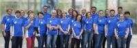 Firmensport: nachhaltig, aktiv, erfolgreich. FORUM MEDIA GROUP startet in Shirts aus recyceltem Plastik