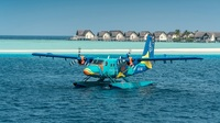 Four Seasons Resort Maldives at Landaa Giraavaru geht mit eigenem Wasserflugzeug in die Luft