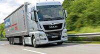 Eine fünfjährige Partnerschaft wird fortgeführt: Bring hat seine nächste MAN-LKW-Flotte erhalten