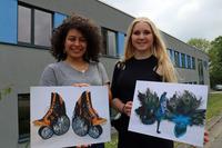 Deutsche Schuhfachschule sorgt für Furore