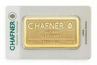 Deutsche Goldbarren mit LBMA-Zertifizierung stark nachgefragt
