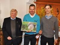"""Martin Unterrainer, Eigentümer des Fünf-Sterne-Hotels Der Lärchenhof in Erpfendorf übernahm die Golfanlage """"Kaiserwinkl Golf Kössen"""""""