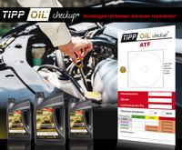 TIPP OIL Hersteller für Schmierstoffe  in Deutschland