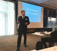 """""""Innovation ist der Sex der Wirtschaft"""" – Neue Keynote von Gundolf Meyer-Hentschel"""