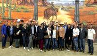 Löwen auf der Ballermann Ranch