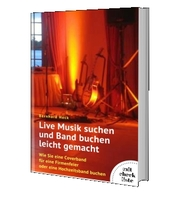 """showimage """"Live Musik suchen und Band buchen leicht gemacht"""""""