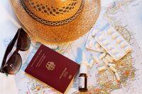 Arzneimittel auf Flugreisen