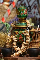 Die russische Kultur, Traditionen, Oldtimerausstellung, Musik und Nationalküche in Bad Salzuflen am 8. und 9. Juni 2019 erleben und kennenlernen