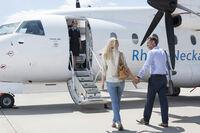 Neu ab 8. Juni 2019: Rhein-Neckar Air fliegt jeden Samstag von Kassel nach Sylt