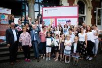 Teilnahmerekord bei fair@school:  Antidiskriminierungsstelle  und Cornelsen zeichnen drei von mehr als 100 Schulprojekten für Fairness, Gleichbehandlung und Respekt aus