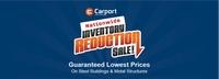 Carport Central Launches Metal Building Sale