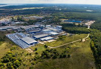 SALAMANDER baut Werk in Polen um 50.000 m² aus