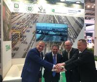 UTLC ERA vereinbart Zusammenarbeit mit Partnern in Europa